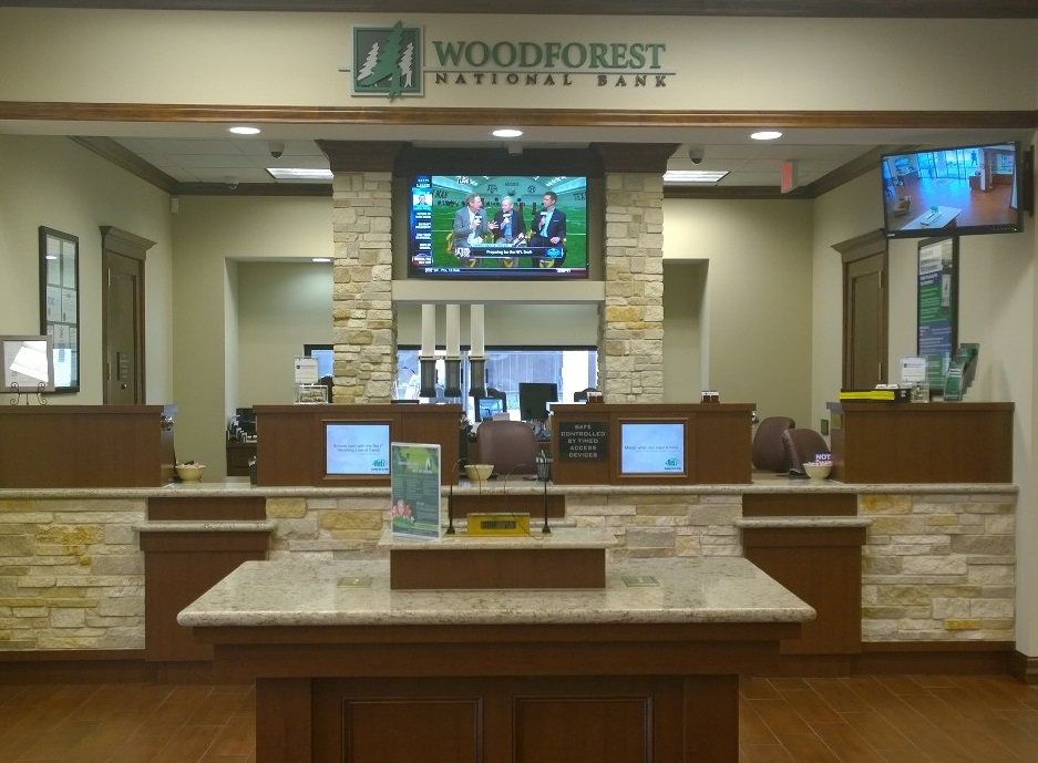 woodforest national bank retail banker wauseon