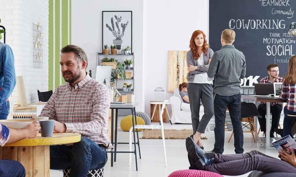 flexible workspaces photo