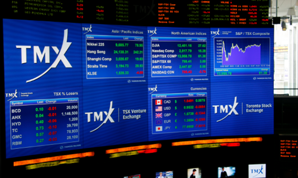 Real-time stock information - TMX